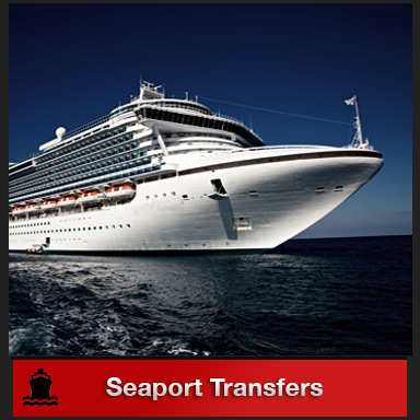 Discover our Seaport Transfers